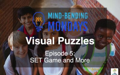 Mind-Bending Monday Visual Puzzles Episode 5: SET Game and More!