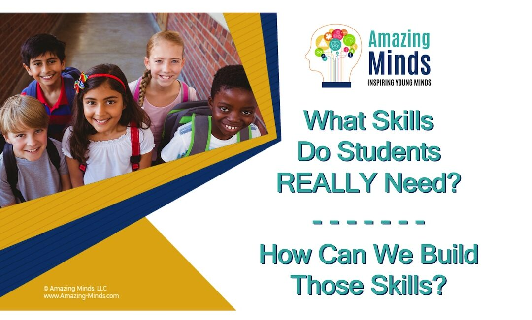 What Skills Do Students Really Need?